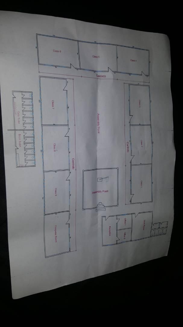 Architekturenplan